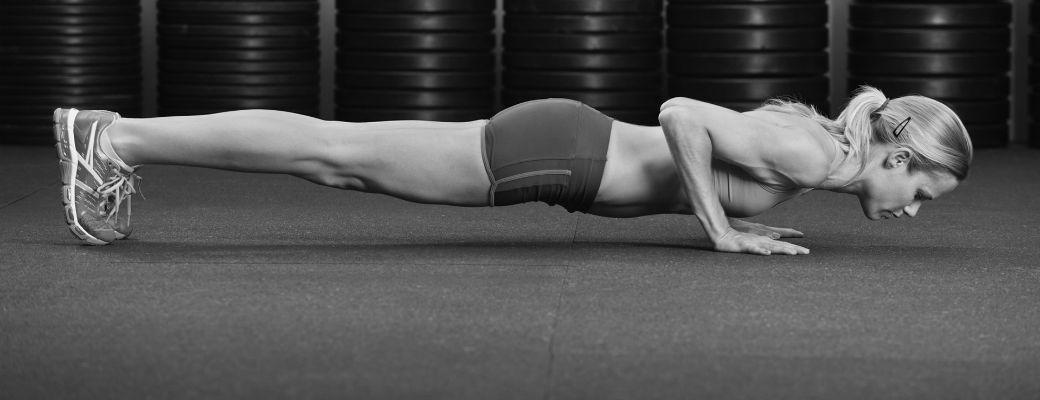 Рост мышц при начале тренировок