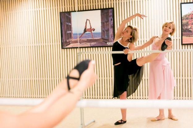 йога балет