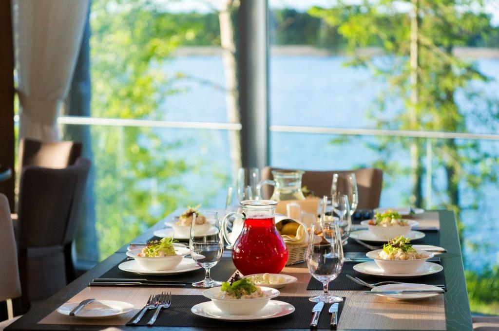 Ресторан Густав Винтер, где вы можете попробовать настоящую карельскую кухню