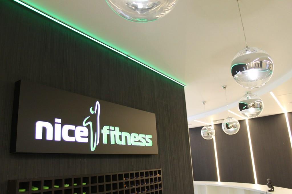 Ресепшн «Nice fitness»