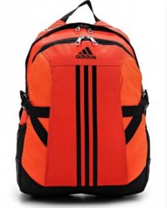 adidas orange рюкзак