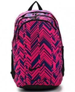 nike рюкзак розовый