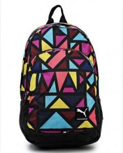 puma рюкзак цветной