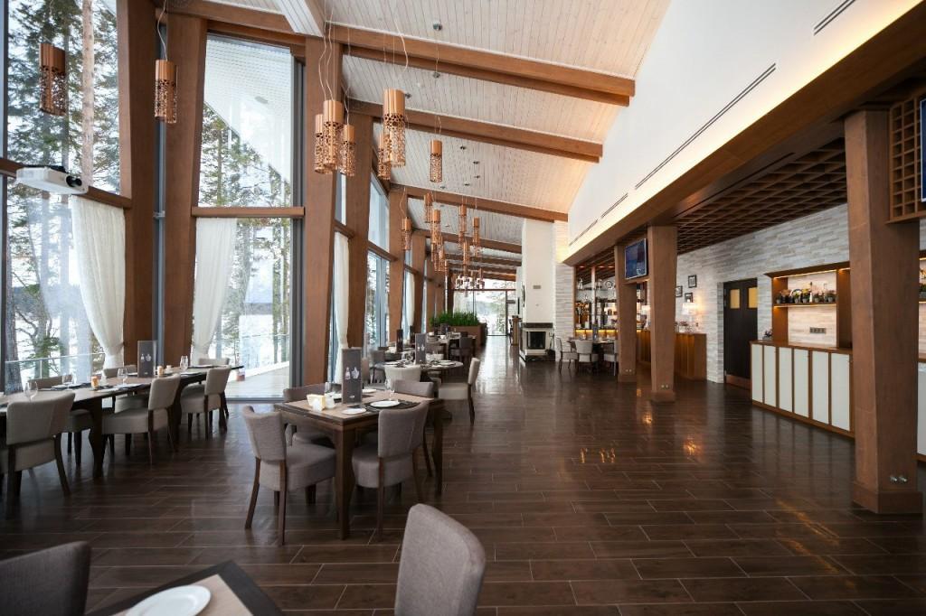 Ресторан на Даче Винтера