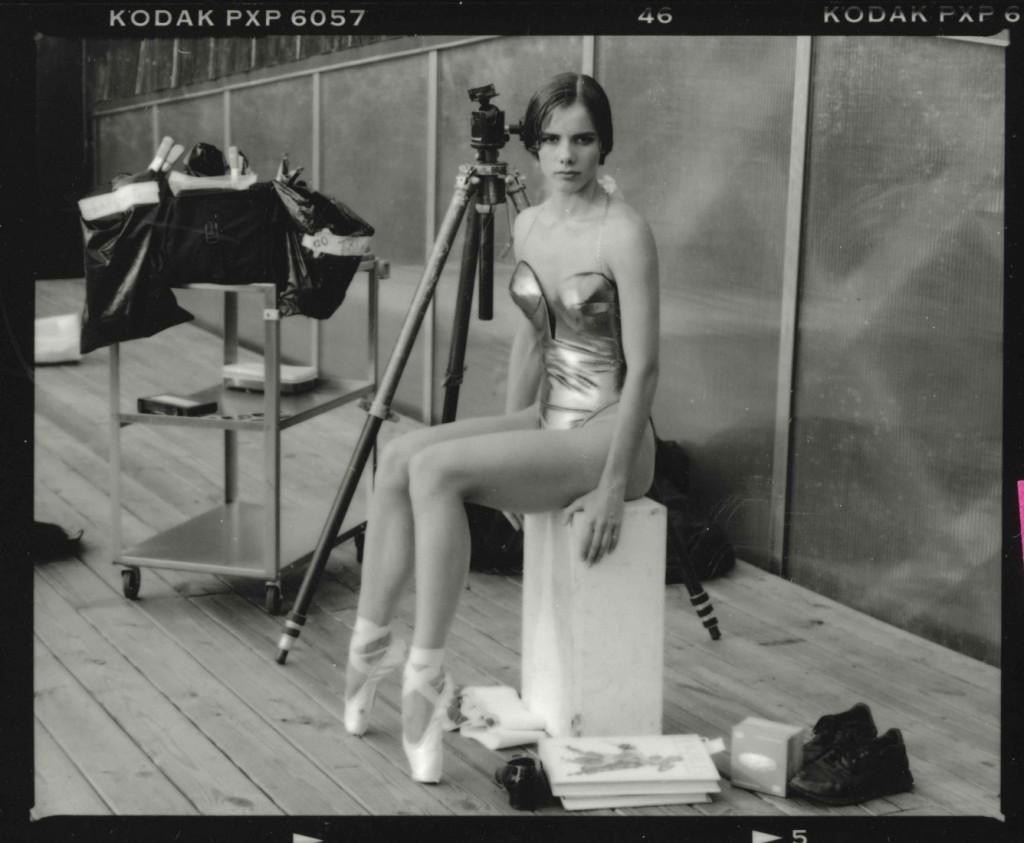Darcey Bussel в фотографии знаменитой Annie Leibovitz.