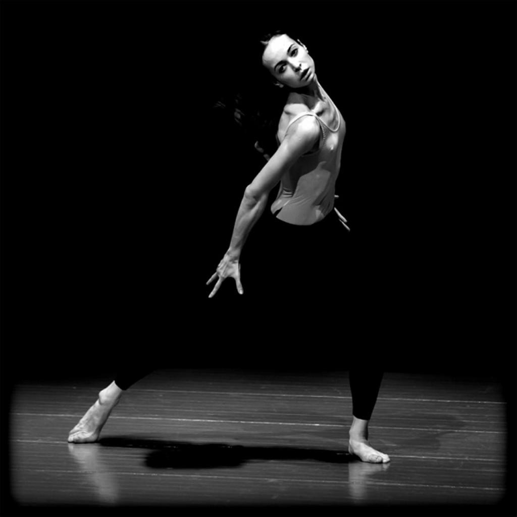 Знаменитая и актуальная отечественная балерина, танцующая в American Ballet Theatre и в Мариинке.