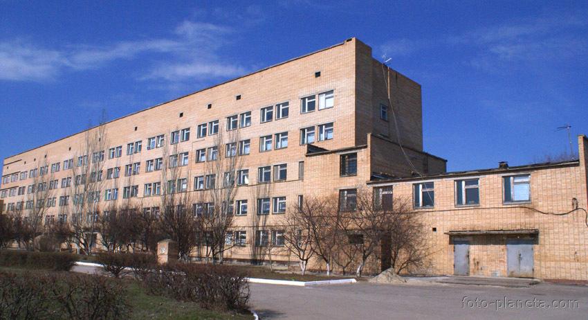 Одна из десятков. В марте 2015 года была закрыта больница на Химиков в городе Волгодонск.