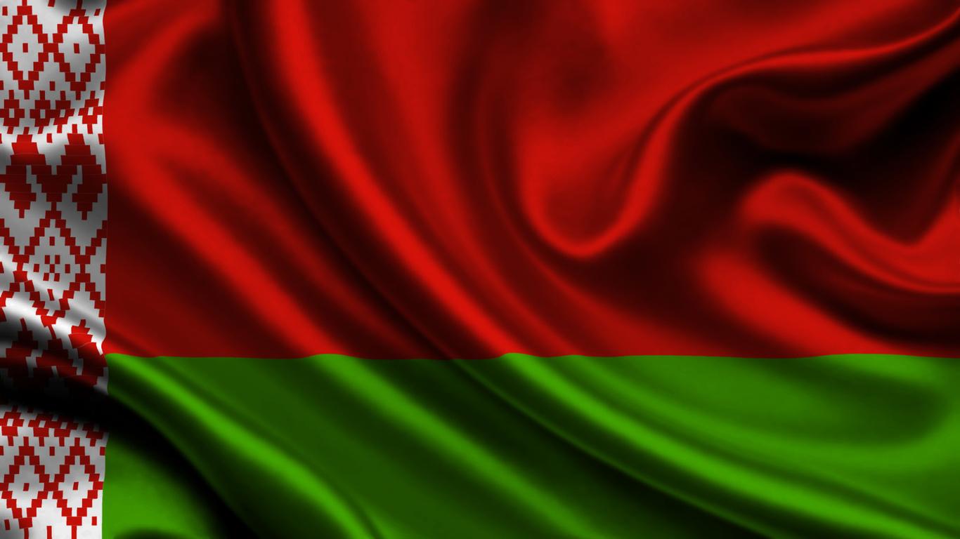 флаг беларуси большой