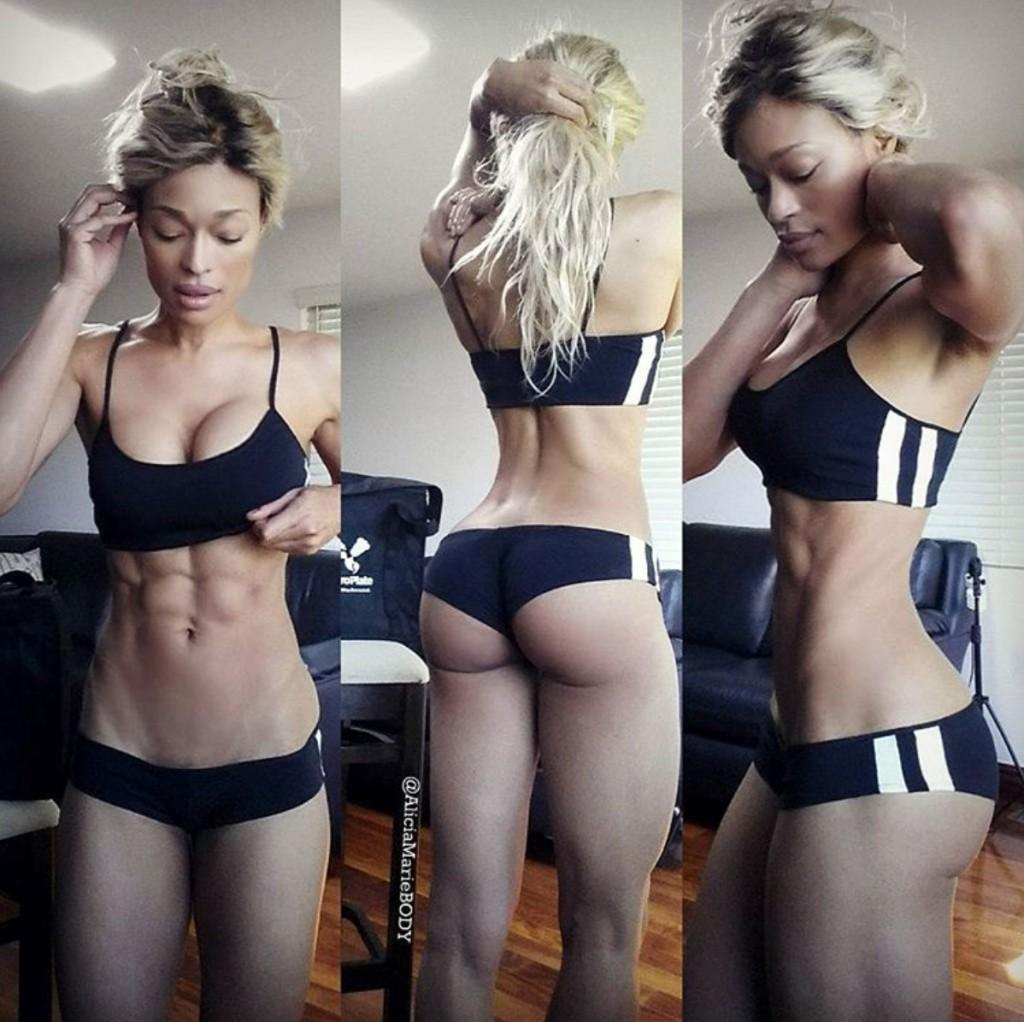 жир на животе и боках упражнения