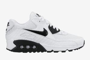 Nike-WMNS-Air-Max-90-Essential-White-Black