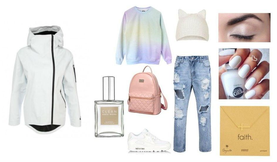 for white jacket