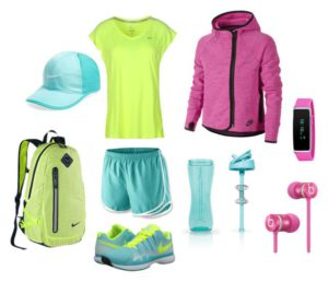 nike colorfull