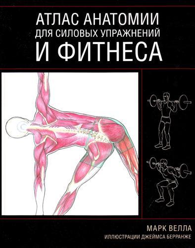 атлас анатомии для силовых