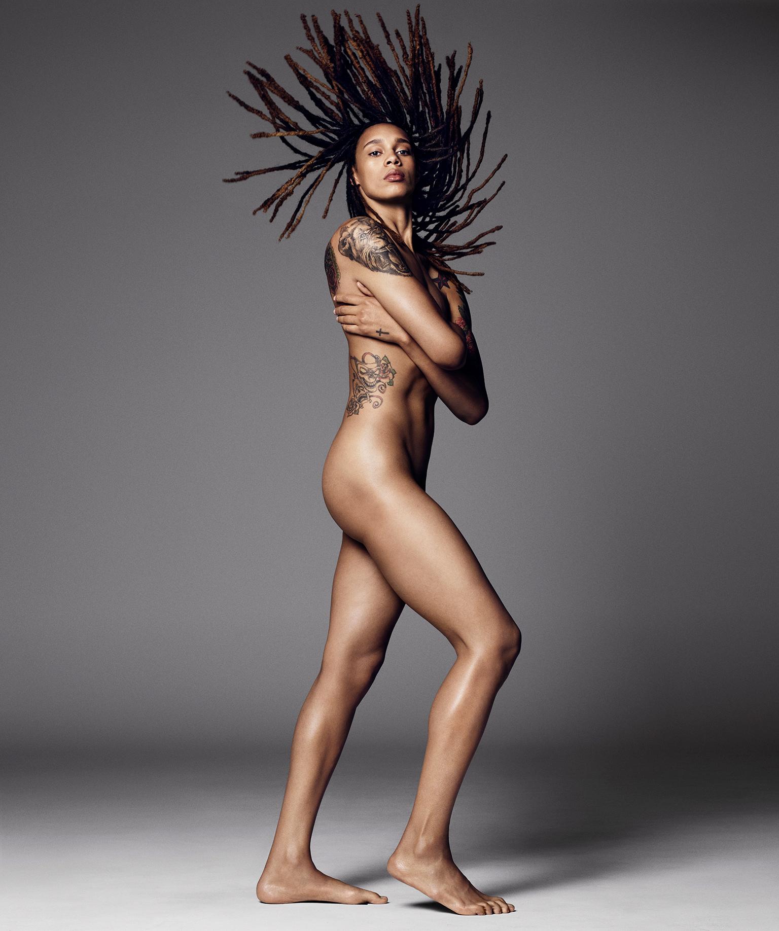 Top female athletes nude