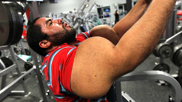 Biceps-Gym