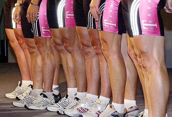 TEAM TELEKOM  LEGS