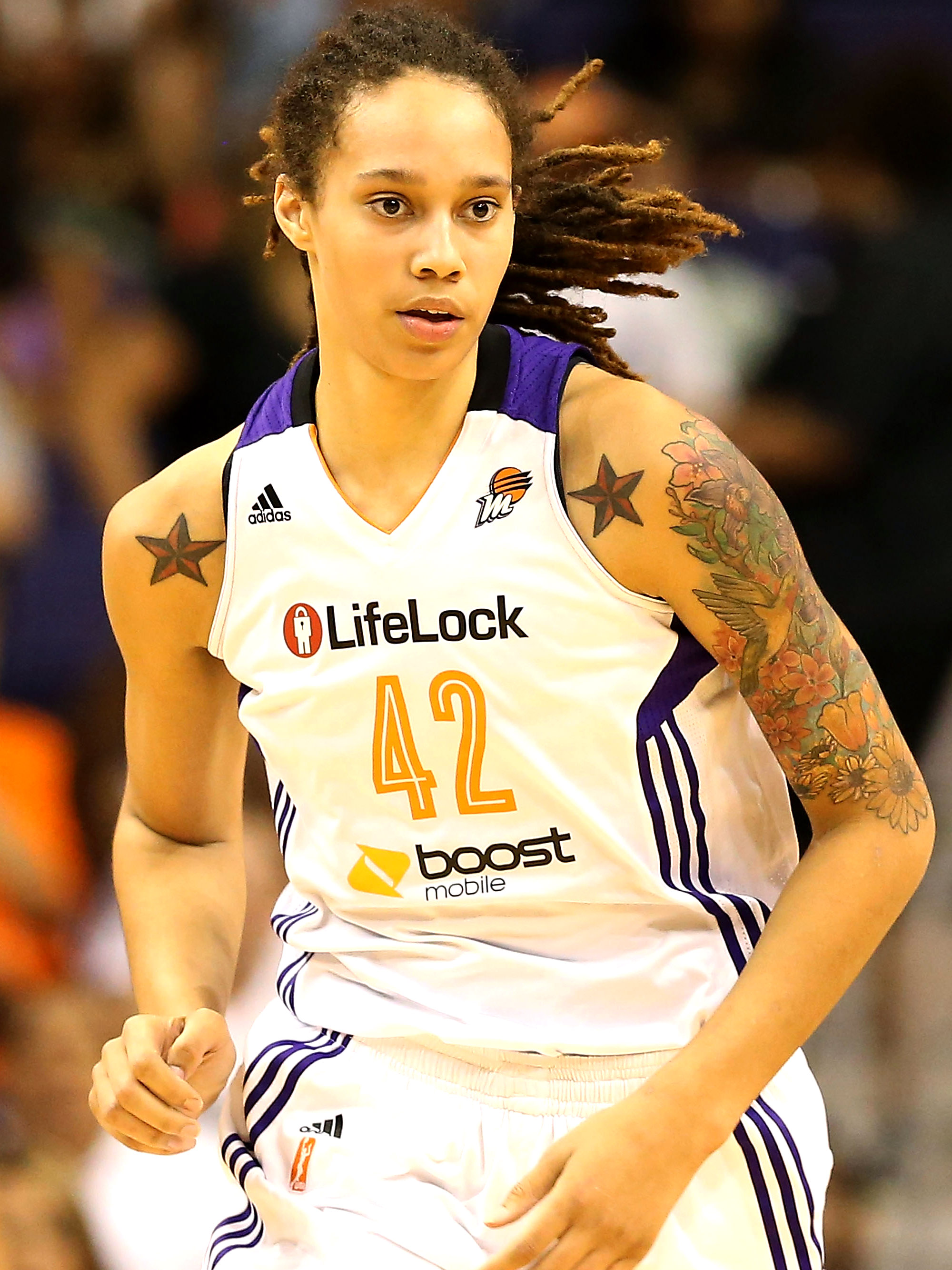 FILE: WNBA Players Brittney Griner And Glory Johnson Are Engaged