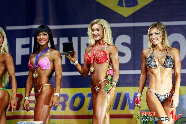 Победное выступление Путровой на Гран-при Fitness House в 2013-м.