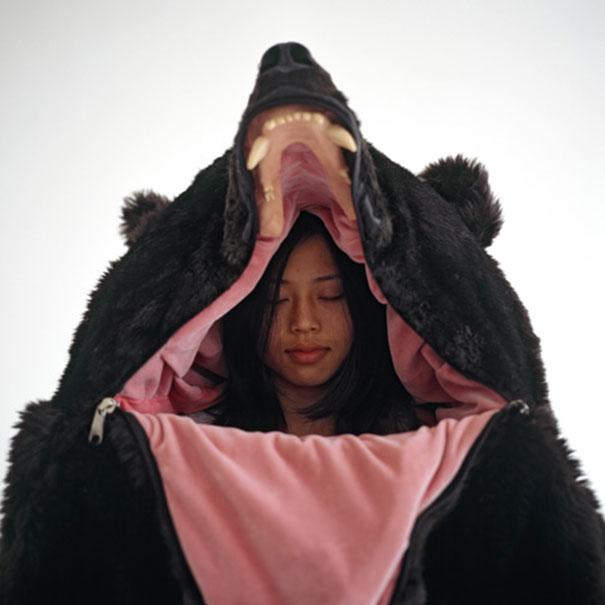 спальник-медведь 2