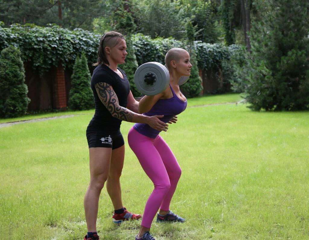 Валерия и Марина Вовченко