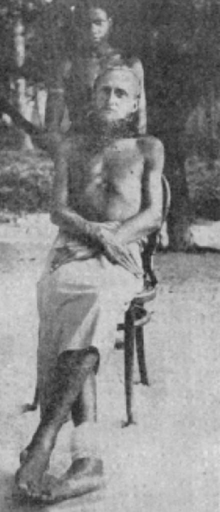 Август Энгельхардт в 1911 году.