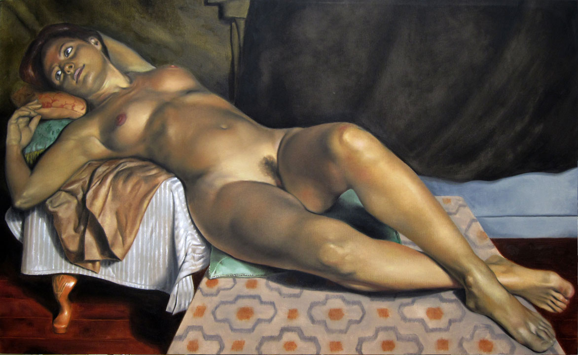 эро художников галереи
