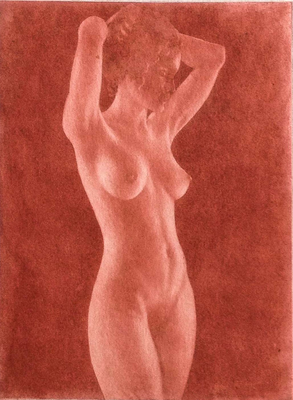 Yves-Marie de Malleray. Naked Body