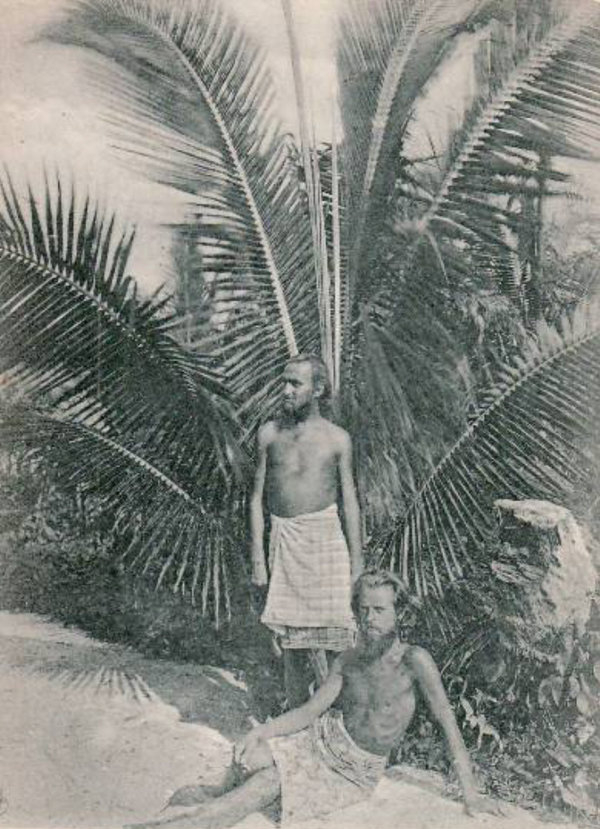 Энгельхардт на своем острове