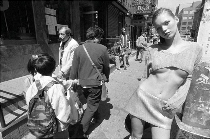 Кейт Мосс, 1994 год