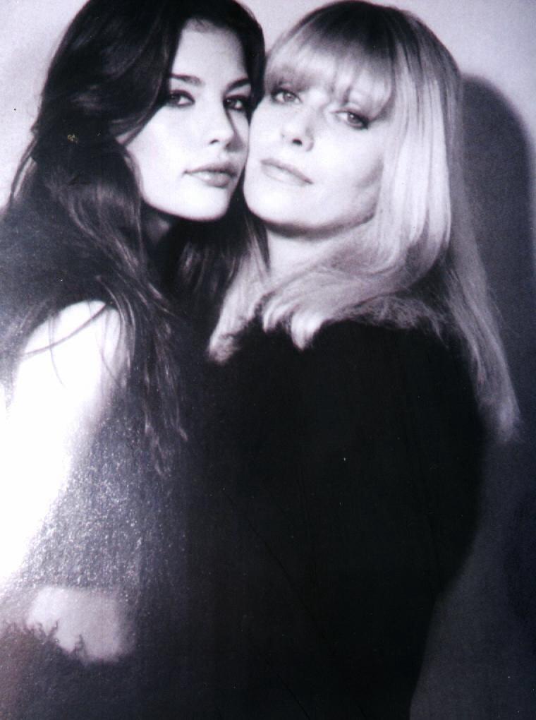 Лив Тайлер и Биби Бьюэлл, начало 90–х