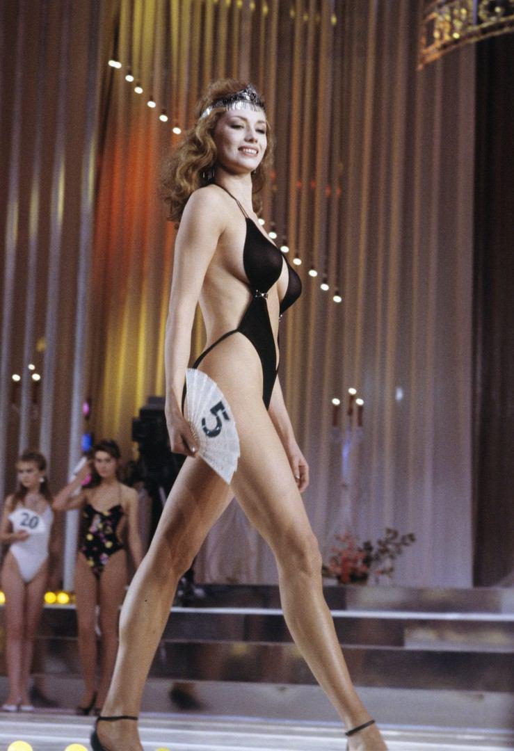 Первый всесоюзный конкурс красоты Мисс СССР, 1989 год, Москва