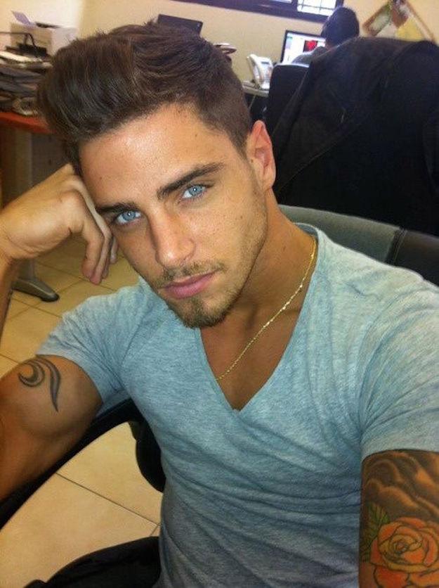 красивые мужчины евреи 6