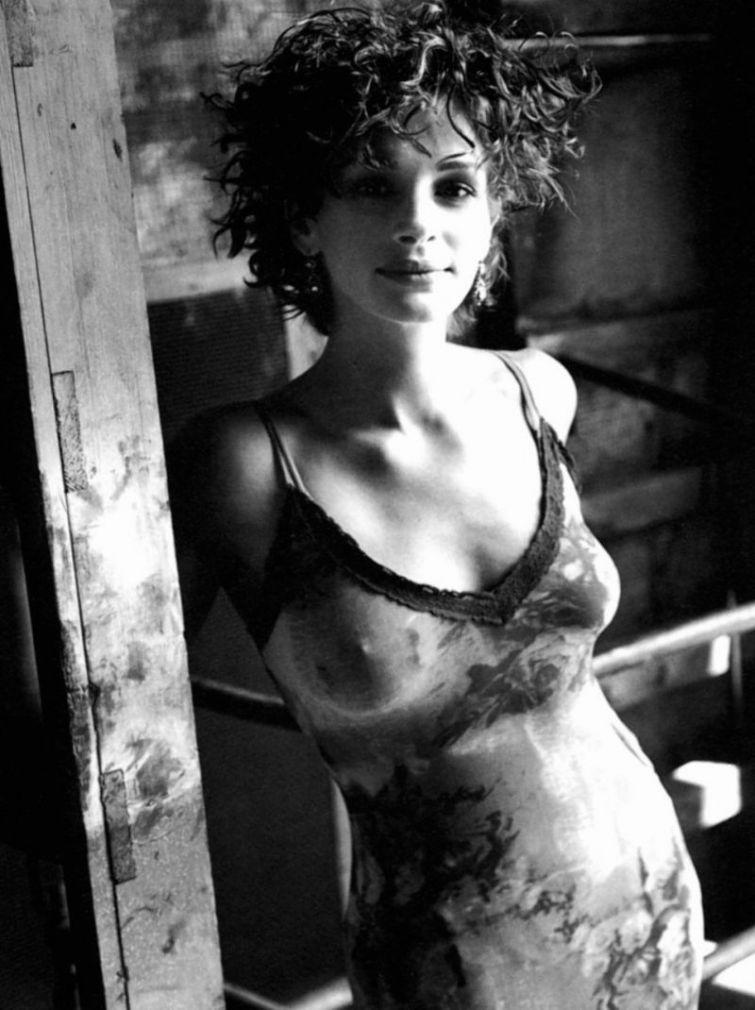 Julia Fiona Roberts, США, 1990–е
