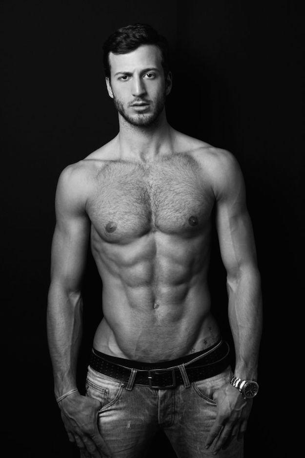 красивые мужчины евреи 21