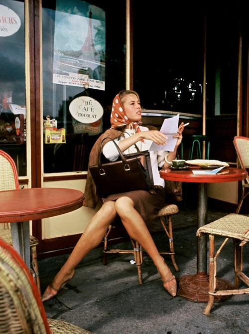 Джейн Фонда, Париж 60–е