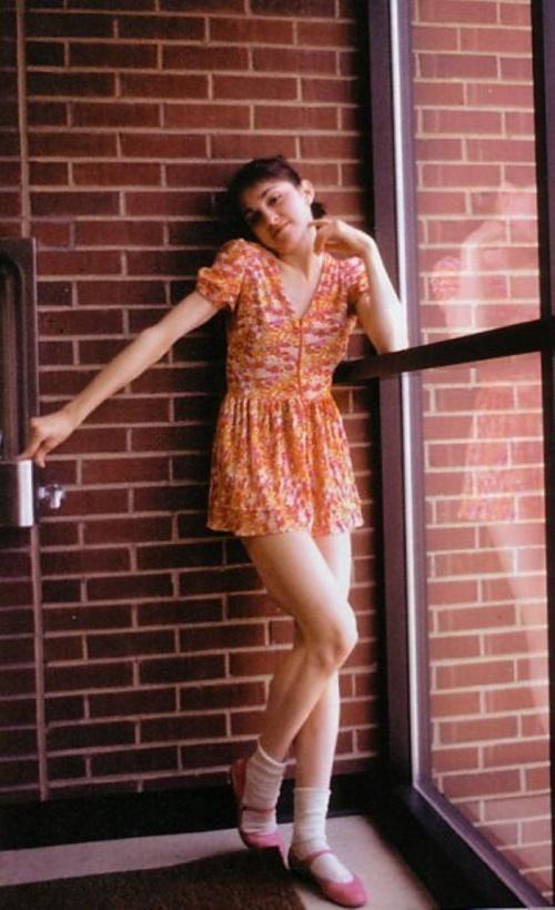 Мадонна. 1976 год. Детройт
