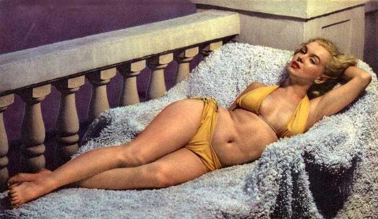 Мерилин Монро, 1951 год, США