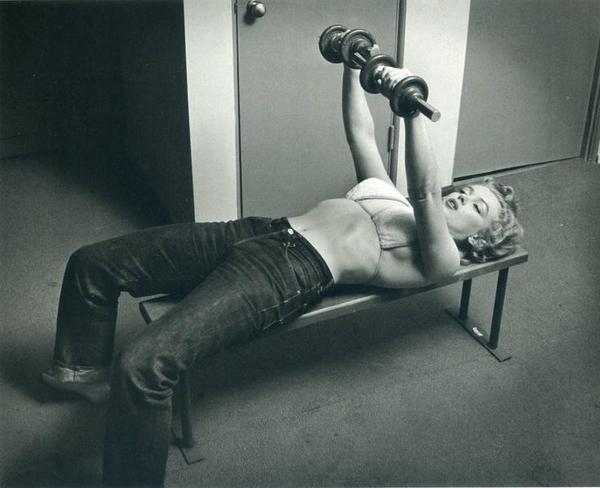 Мерлин Монро, 1952