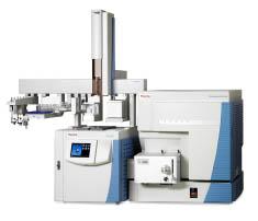 Газовый хроматограф в сочетании с тройным квадрупольным масс-анализатором