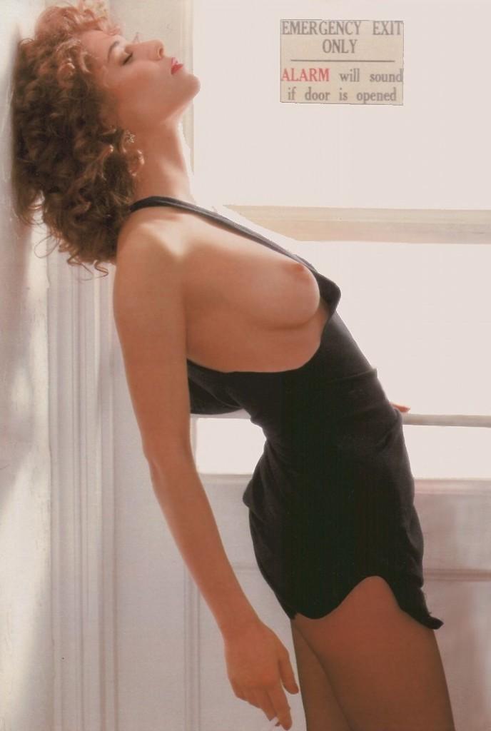 «Маленькая Вера» Наталья Негода, фотосессия для Playboy, 1989 год, Нью–Йорк [18+]_2