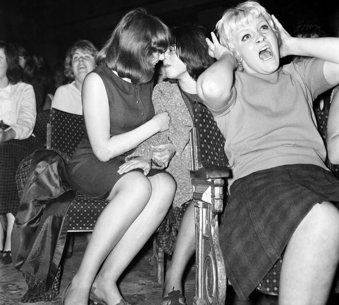 Концерт Битлов, 1964 год, Великобритания