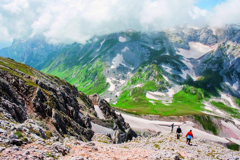 эколого-туристический маршрут № 1