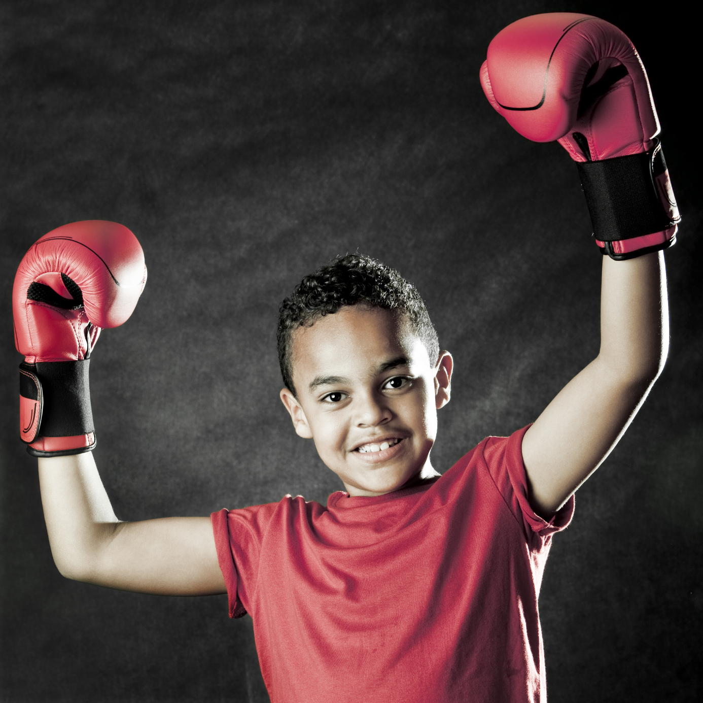 Фото картинки про бокс дети