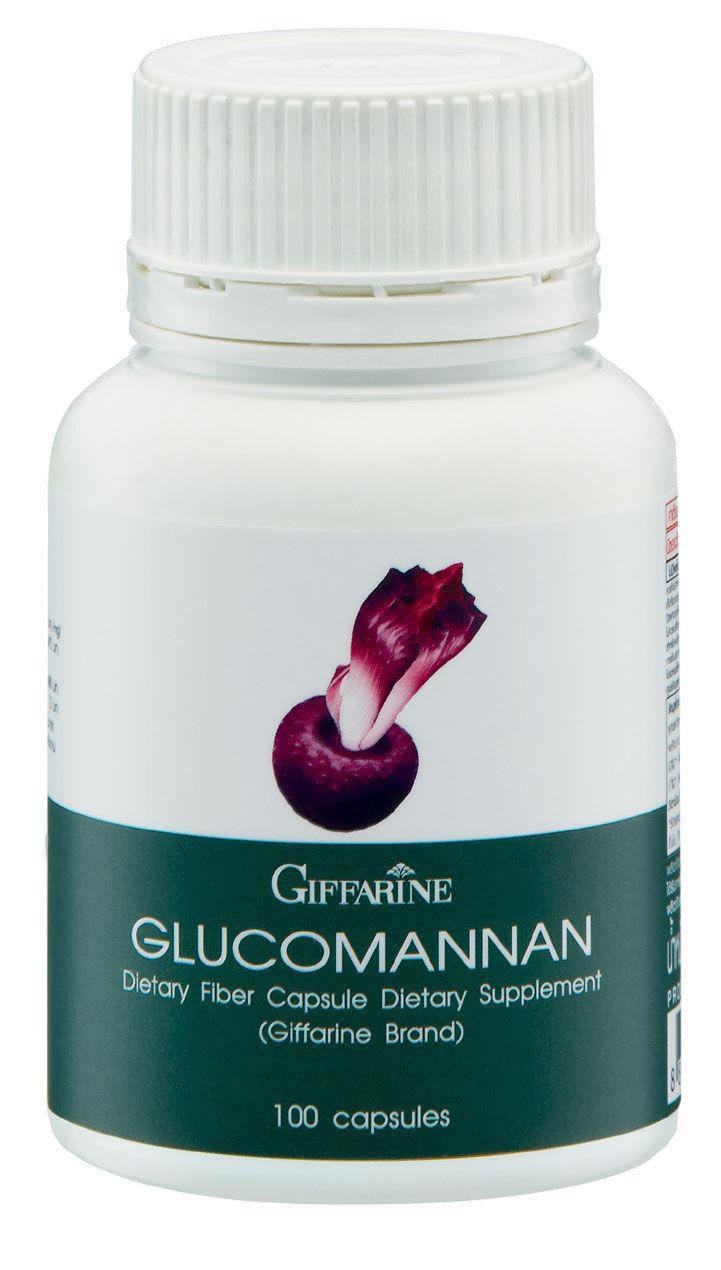 Глюкоманнан_эффективность