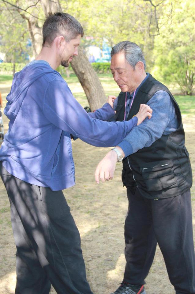 Сидоров и Учитель Фэн Чжицян