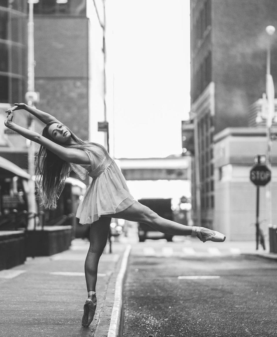 917336654302 Танцовщицы на улицах Нью-Йорка – Зожник — как похудеть, накачать ...