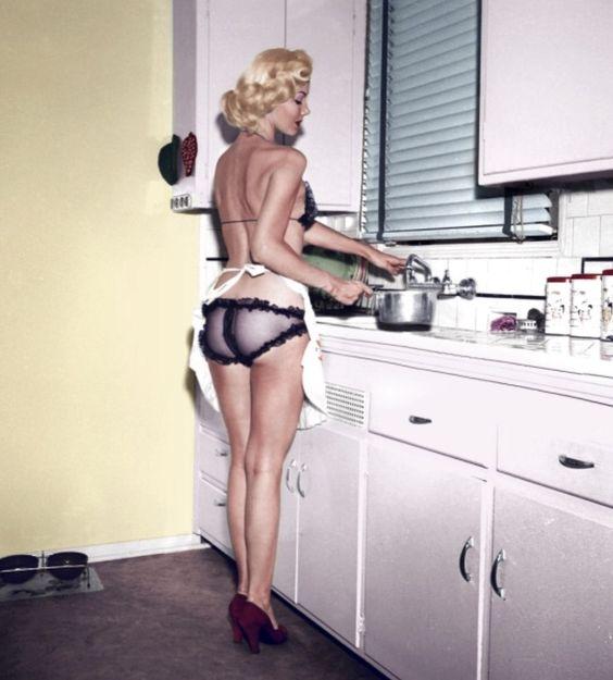 Misty Ayers, 1955