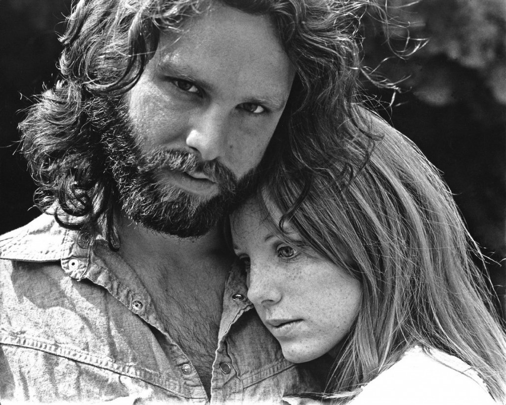 Джим Моррисон и Памела Курсон, 1969 год, Лос–Анджелес