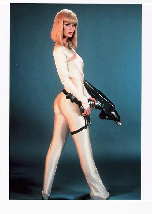 Дороти Стрэттен в роли Галаксины, 1980, США