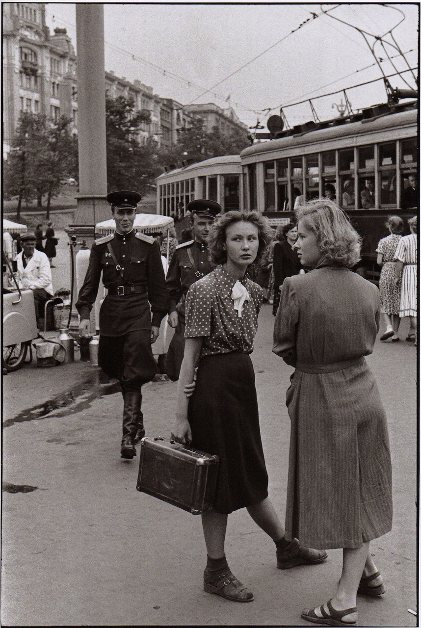 Москва, 1954